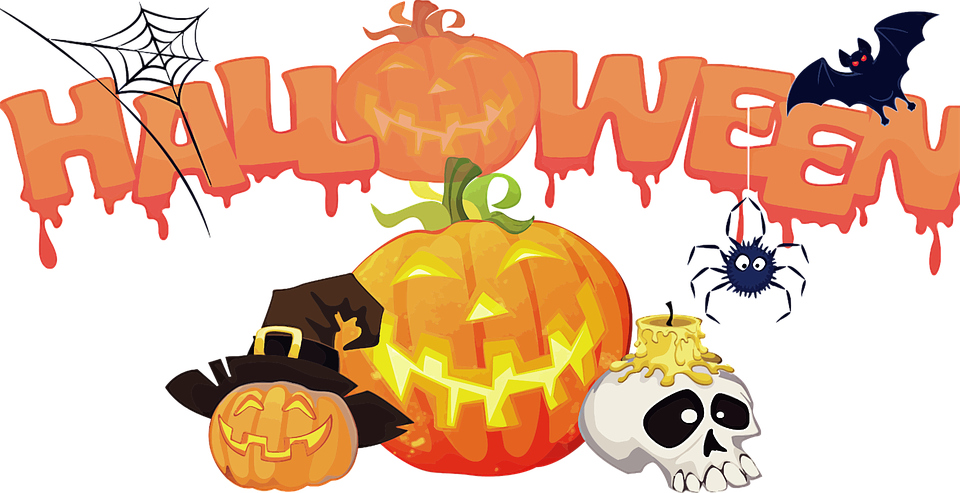 Halloween efl lesson plans. Pumpkin clipart modern