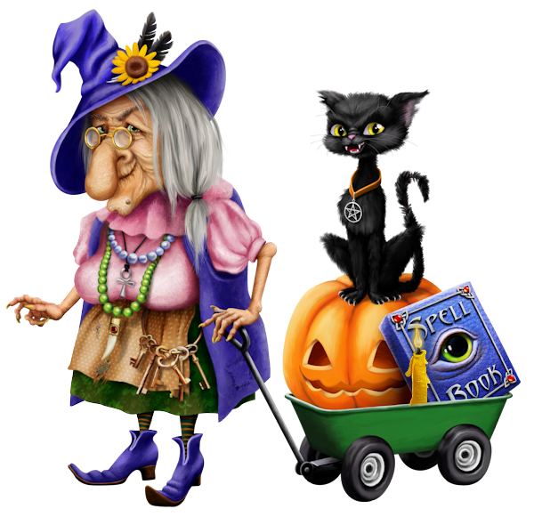 Exercise clipart halloween. Witch png pinterest witches