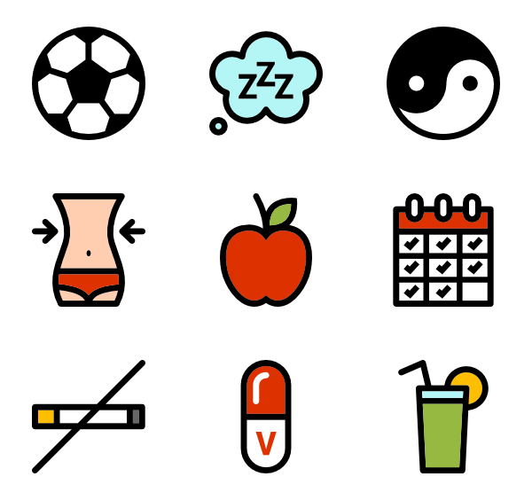Exercising clipart pag.  fitness icon packs