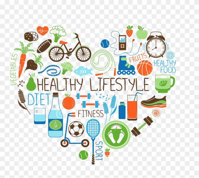 Png pic health and. Exercise clipart healthy lifestyle