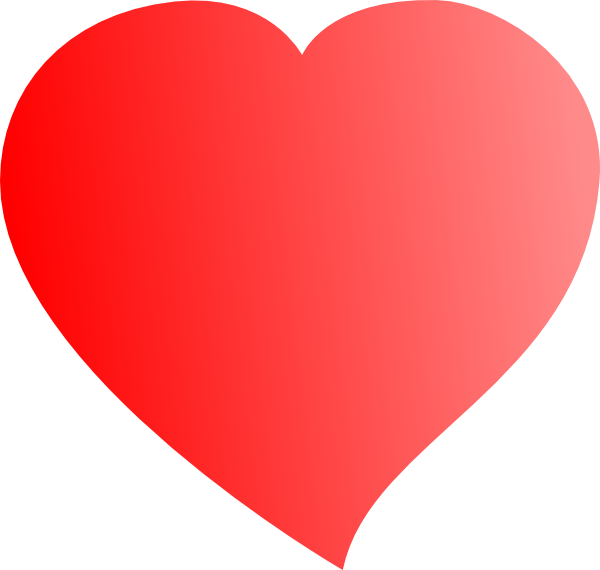 Clip art at clker. Exercise clipart heart