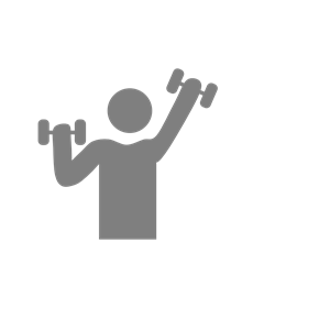Exercise clipart icon. Cliparts of free