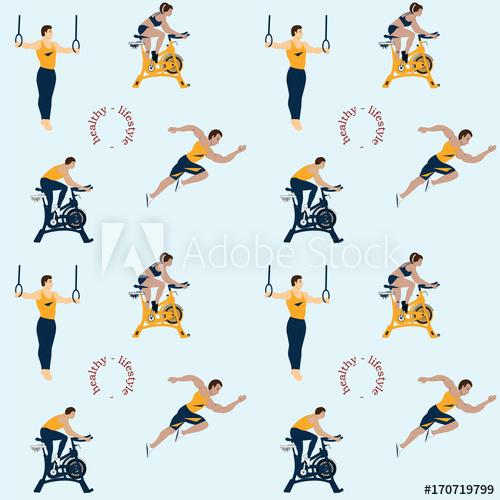 Exercise clipart light exercise. Pattern training athletic sprinter