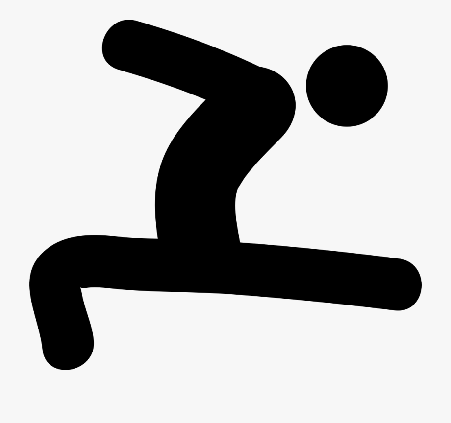 Stretching hand free . Exercise clipart light exercise