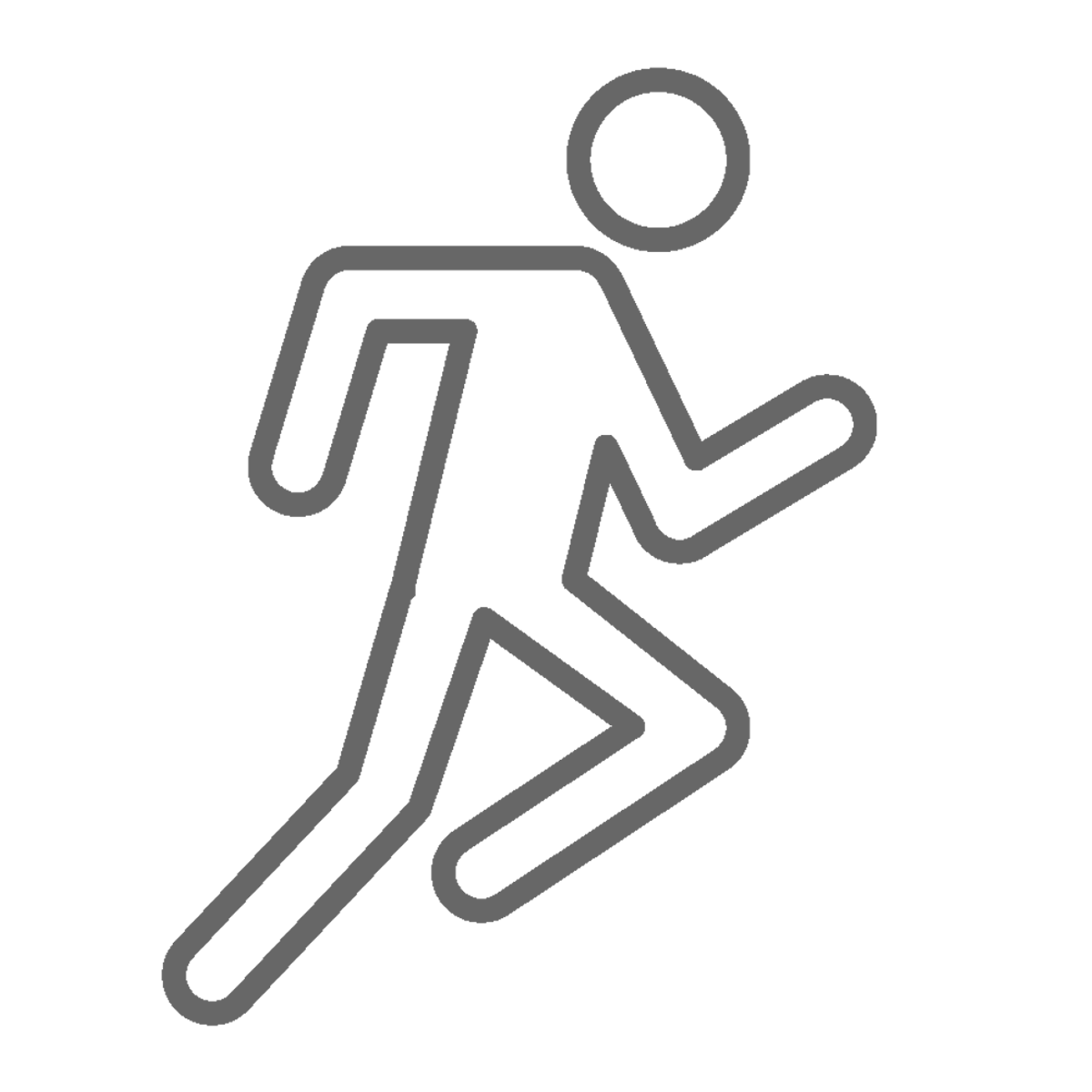 Clipart exercise line art. Choose a wellness challenge