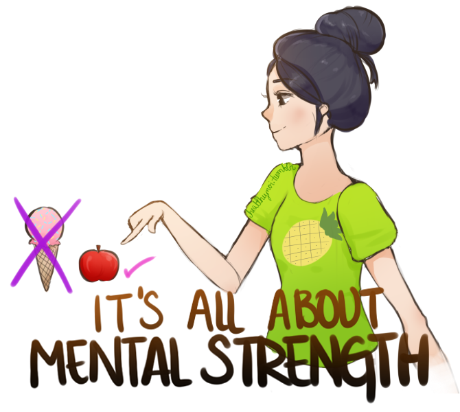 My weakness i need. Motivation clipart health journey