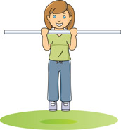 Exercise clipart pull up. Search results for pullup