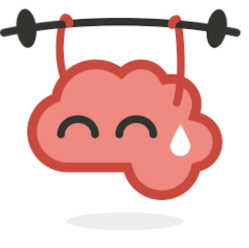 Physical cognitive training brain. Clipart exercise regular exercise