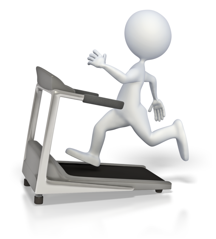 Race clipart exercise. M easy productivity tips