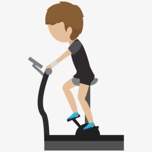 Running machine png . Weight clipart exercise tool