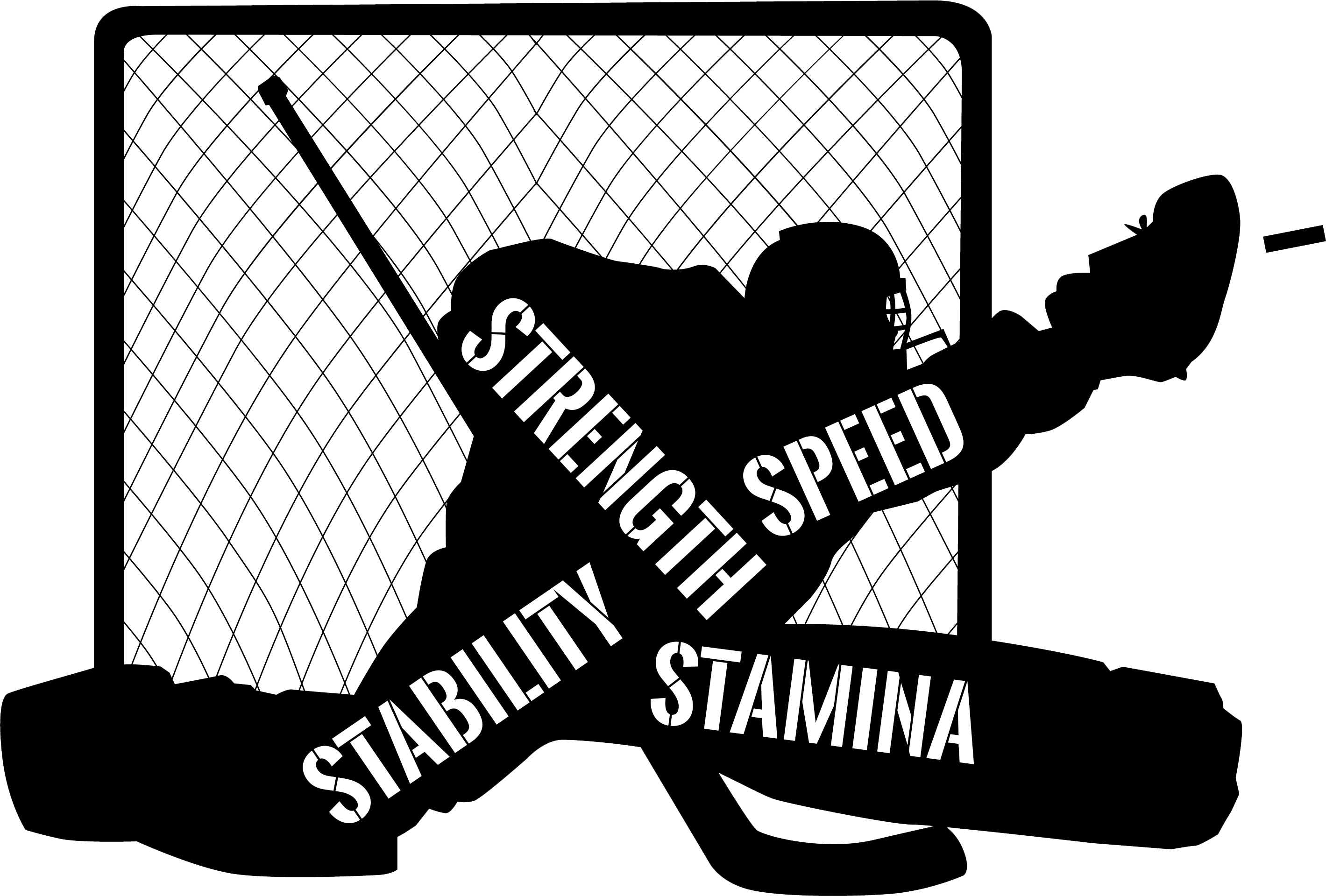 Goalie png watch out. Hockey clipart hockey practice