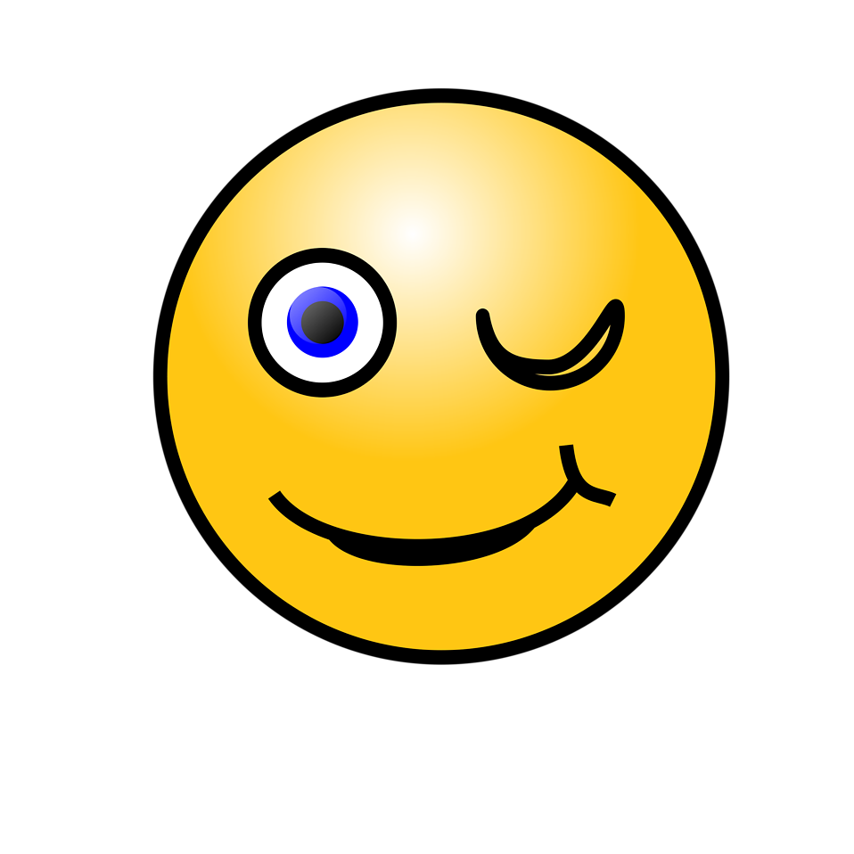 Illustration of a yellow. Exercise clipart smiley face