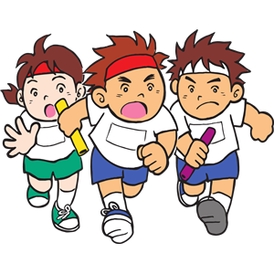 Cliparts of free download. Exercise clipart sports day
