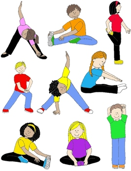 Pin on pe class. Exercise clipart regular exercise