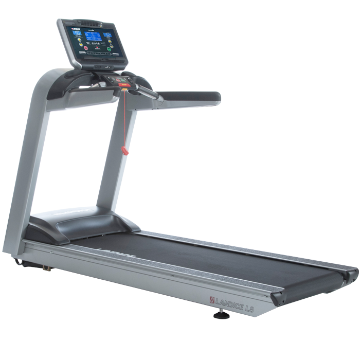 Landice l with cardio. Exercise clipart treadmill