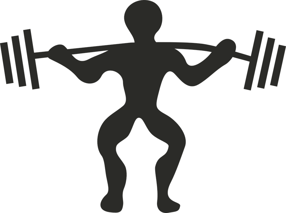 Exercise clipart arm exercise. Free workout cliparts shop