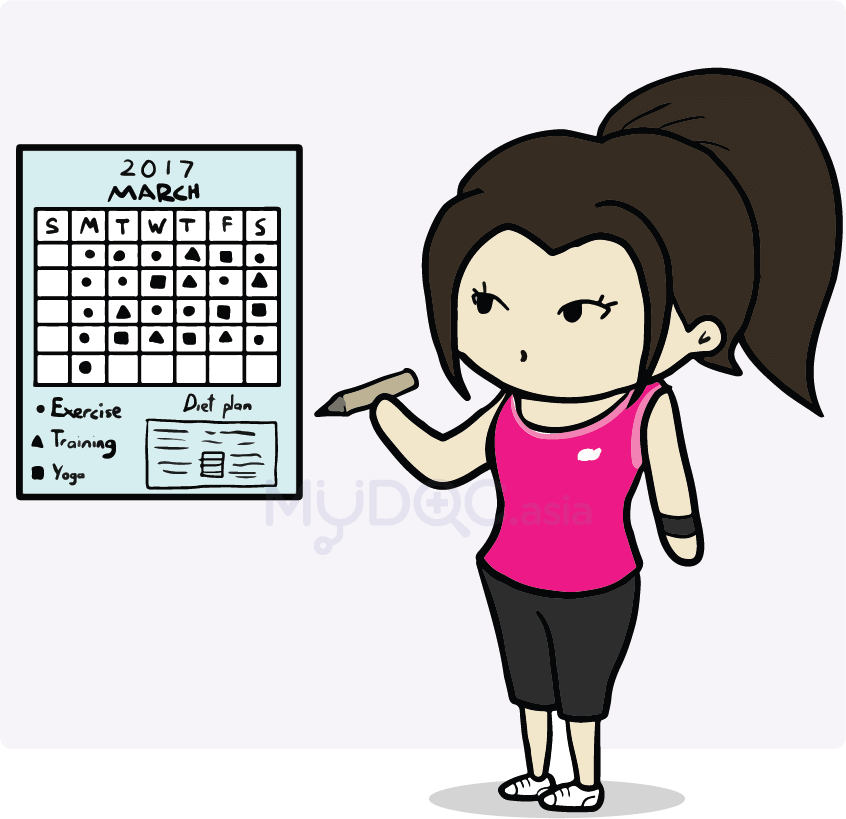 How much of exercise. Exercising clipart vigorous