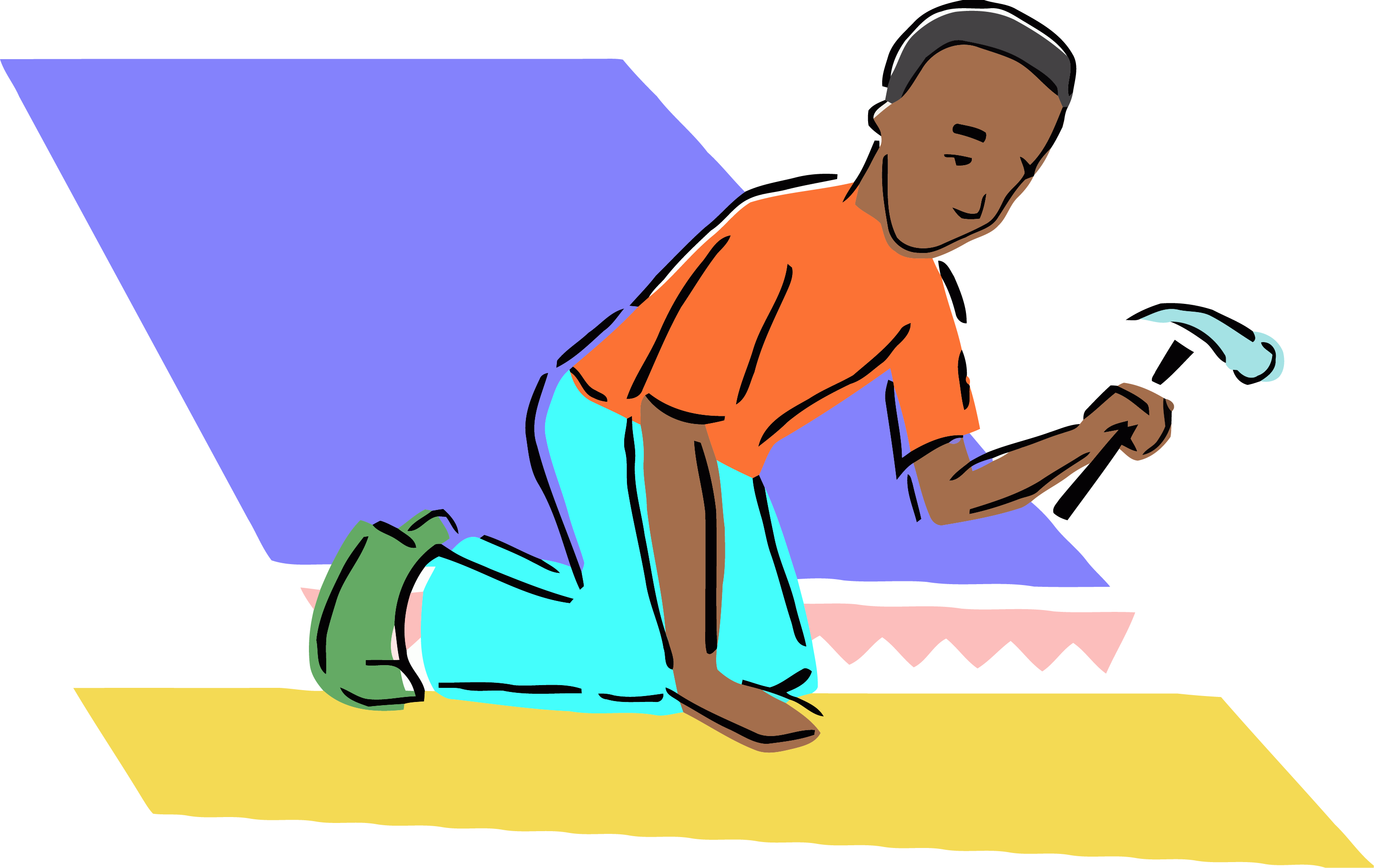Exercise clipart wallpaper. Working boy png clipartlyclipartly