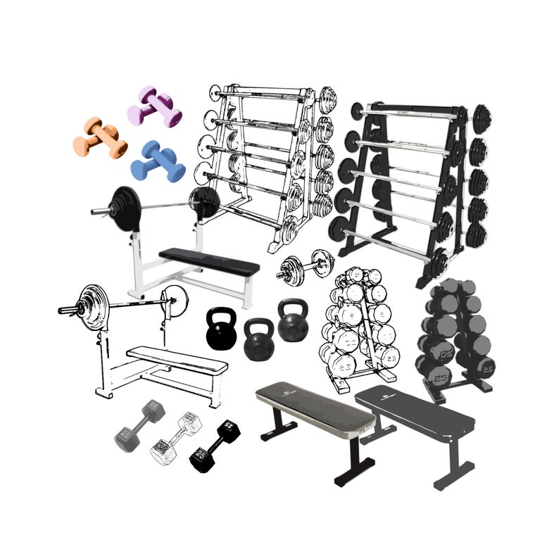 Workout lifting training fitness. Exercise clipart weight gym