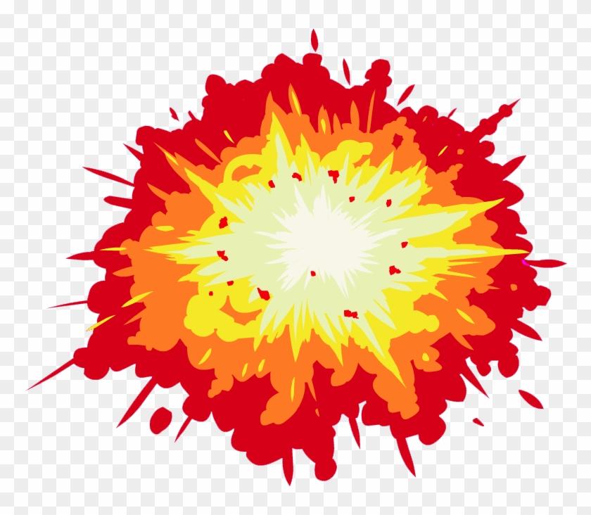 Explosion clipart expolsion. Cartoon png