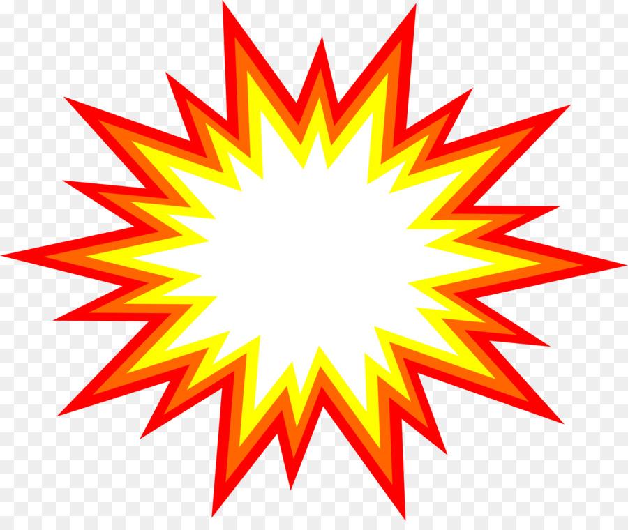 Cartoon leaf . Explosion clipart star banner