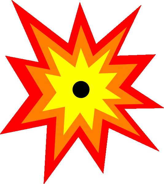 Explosion clip art free. Bomb clipart softball