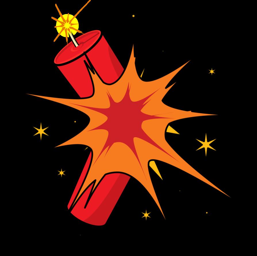 Clip art image clipartix. Clipart explosion animated