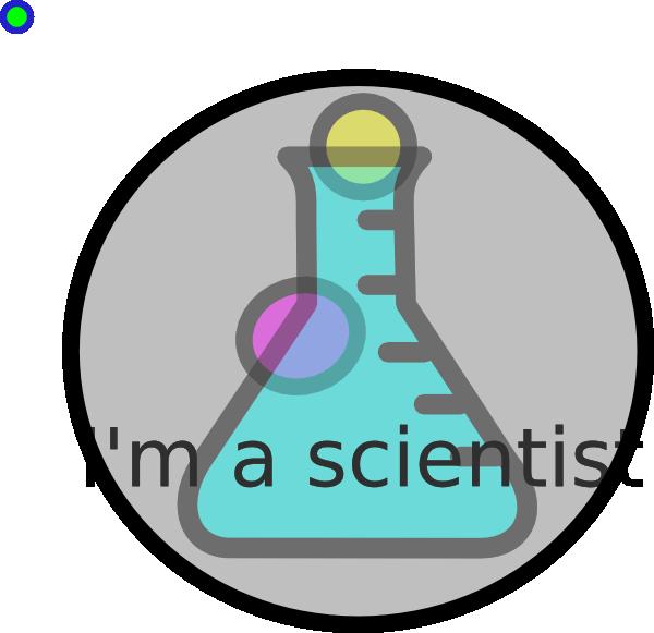 Explosion clipart beaker. I m a scientist