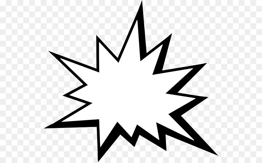Station . Explosion clipart black and white