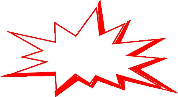 clipart explosion border