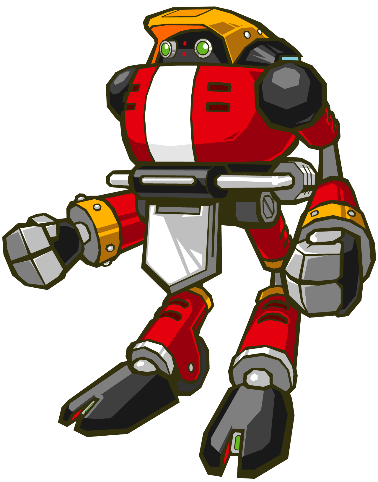 Gamma sonic news network. Clipart explosion chaos