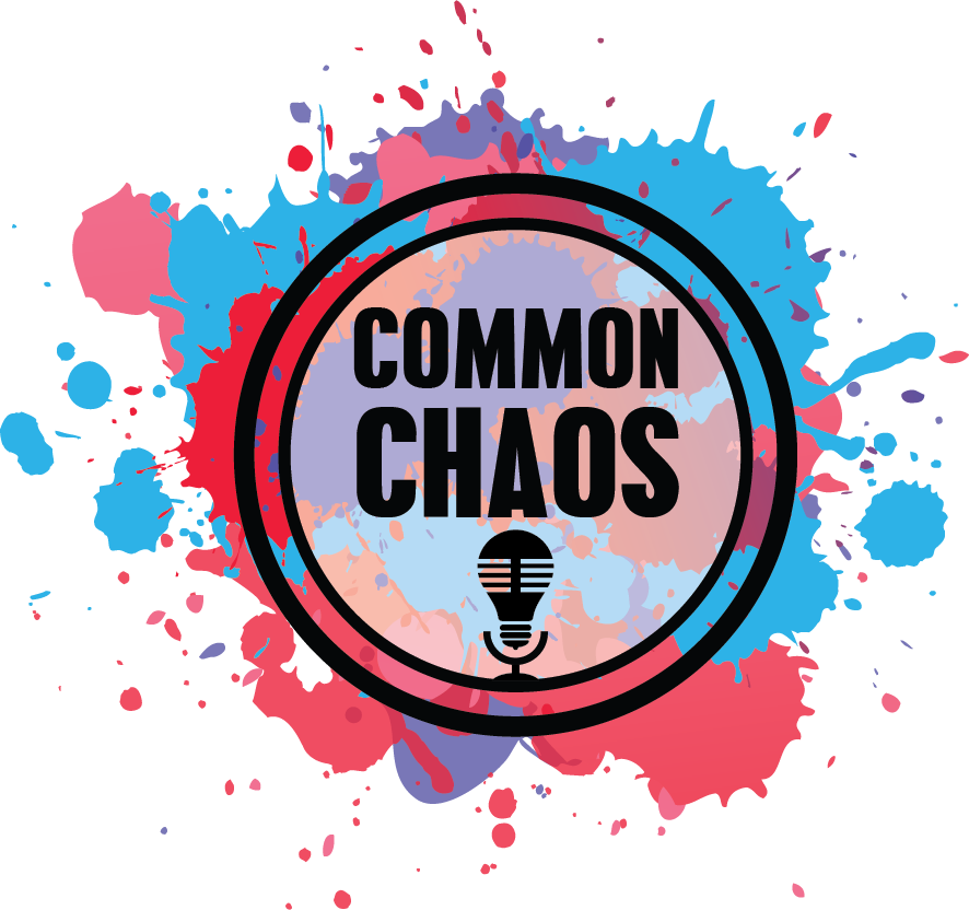 Podcast common chaos . Mushrooms clipart dynamic