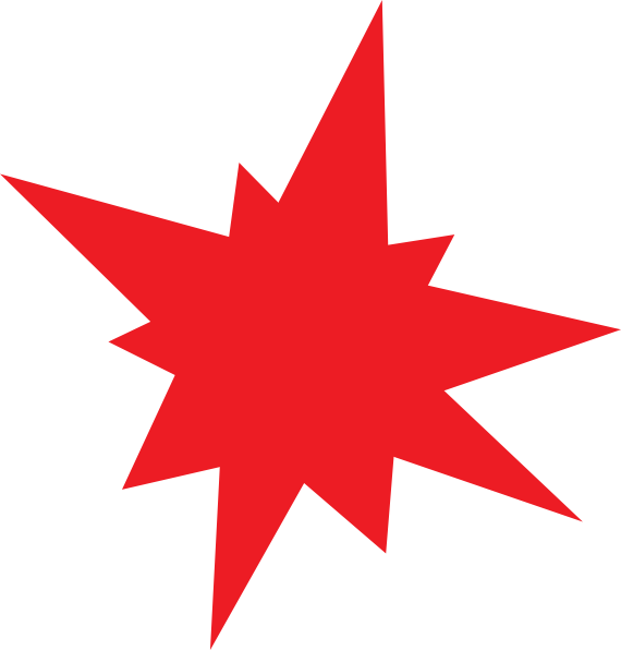 Chemical explosive clip art. Explosion clipart starburst