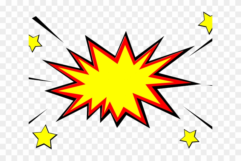 Png clip arts for. Clipart explosion comic book
