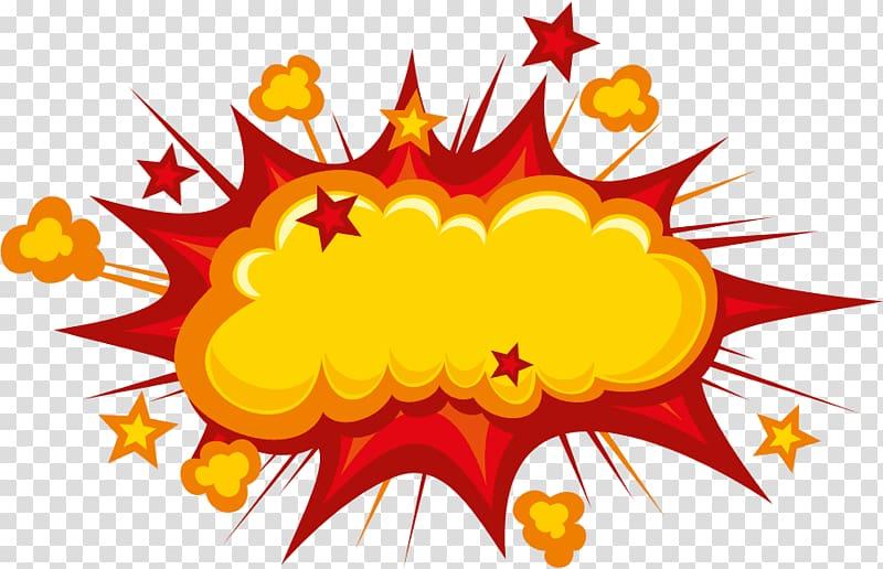 Cartoon comics explosions transparent. Clipart explosion comic book
