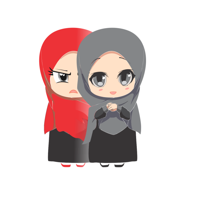 Nun animated
