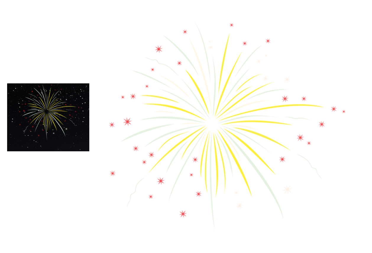 Explosion clipart diwali bomb. Crackers white background trendy