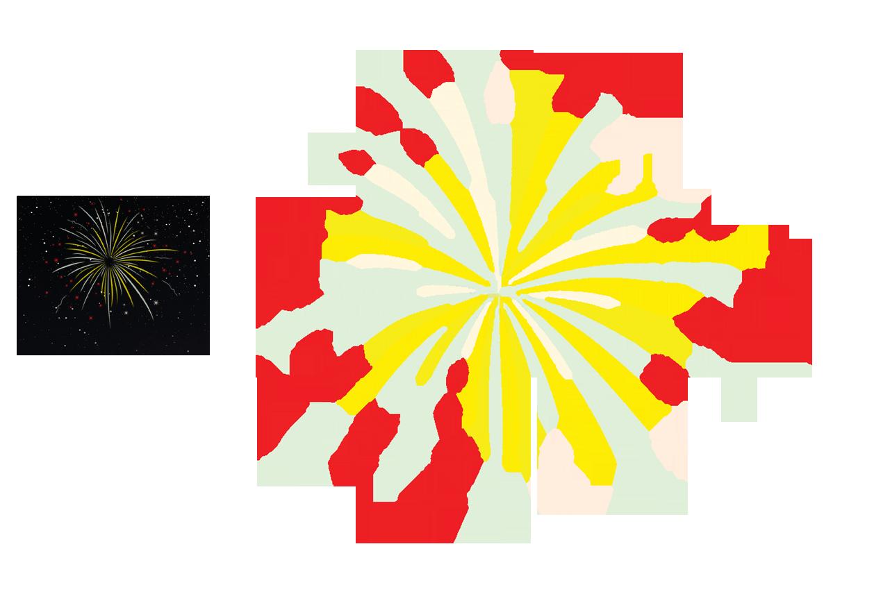 Firecracker clipart news year. Diwali crackers white background