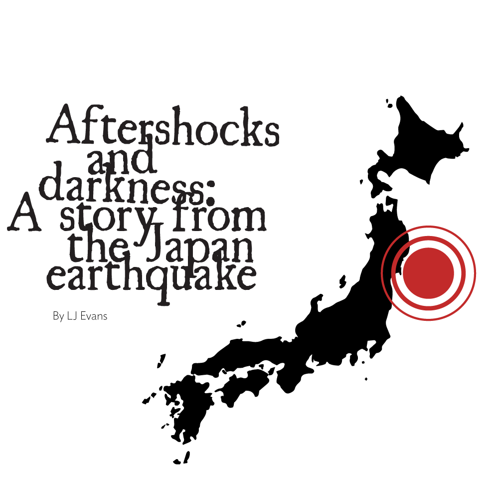Earthquake clipart issue global. Aftershocks and darkness a