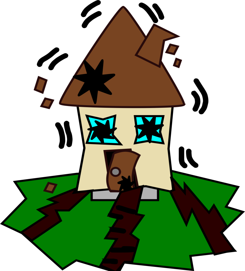 collection of png. Earthquake clipart earthquake hazard