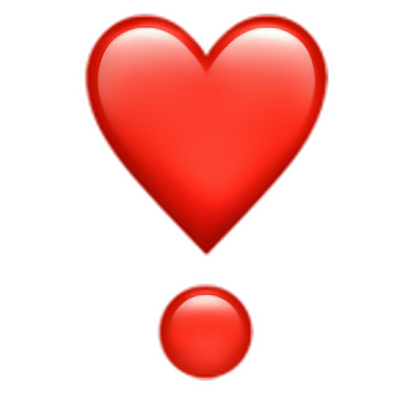 Emoji clipart explosion. Heart at getdrawings com