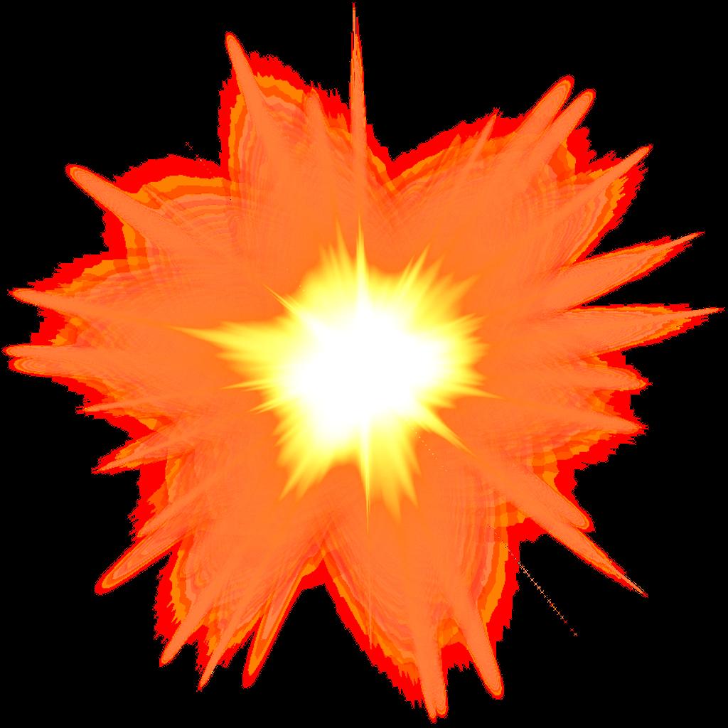 Bomb boom nuke missle. Fire clipart explosion