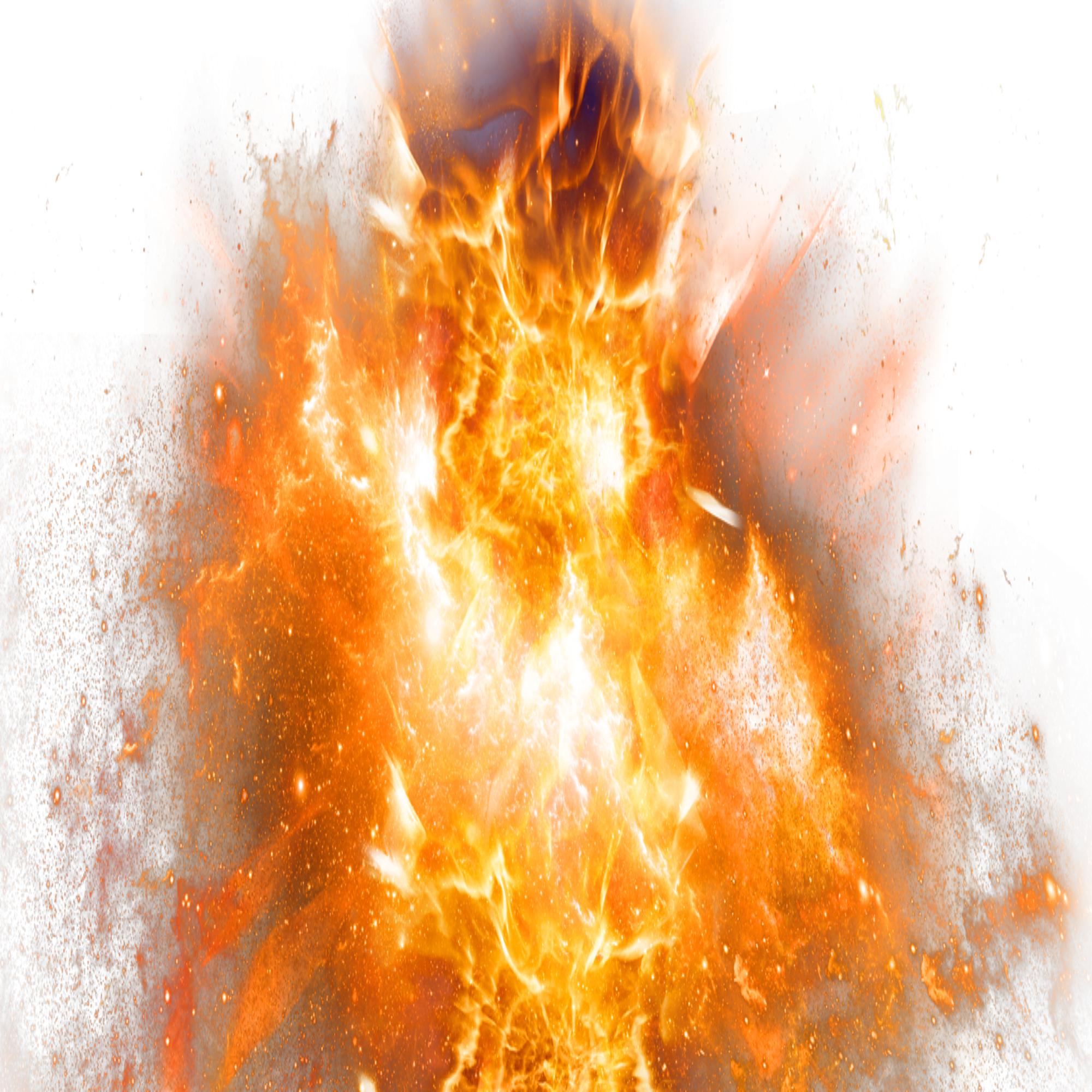 Fire clipart explosion. With png image purepng