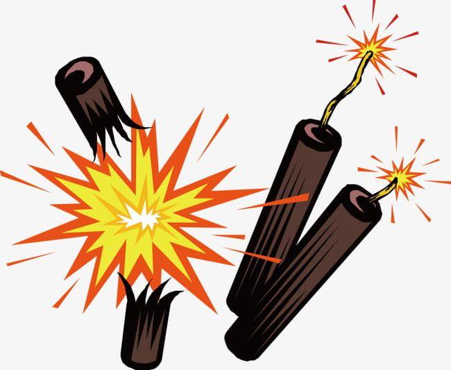 Firecracker clipart explosion. Firecrackers png