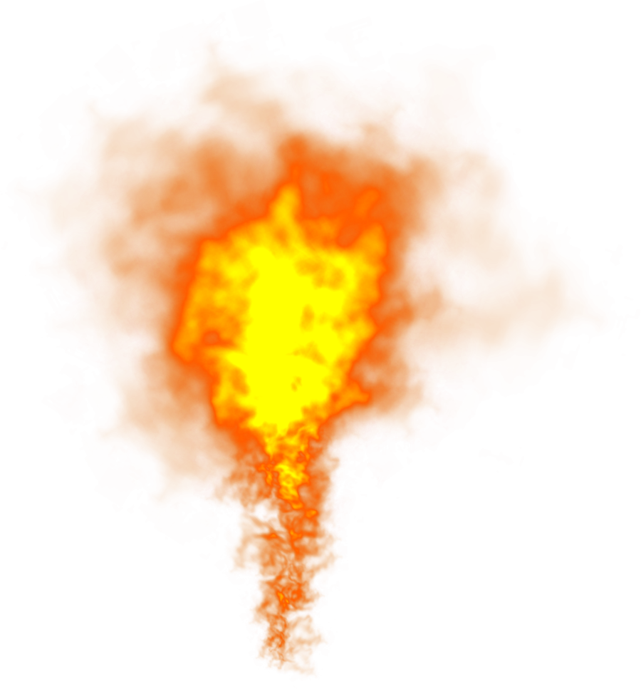 Flames clipart powerpoint. Explosion png in high