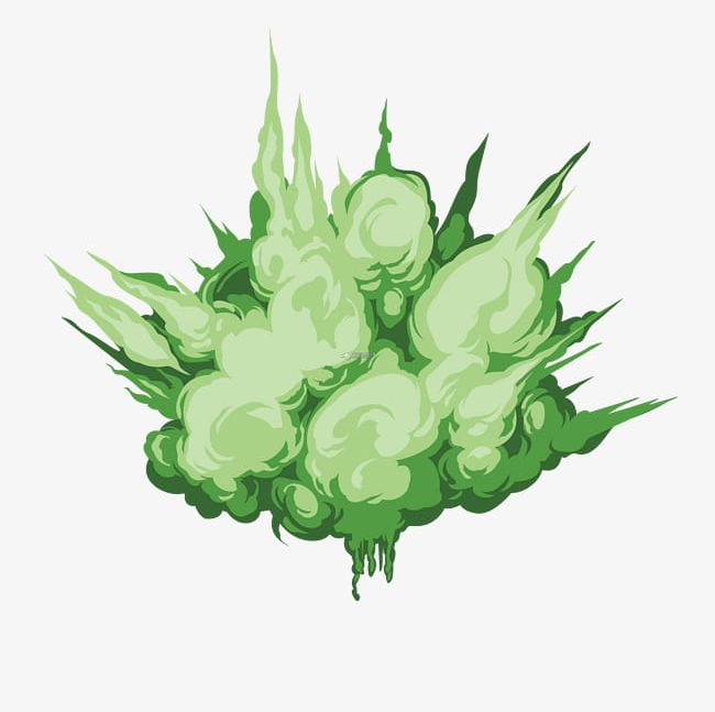 Explosion clipart green explosion. Mushroom cloud png