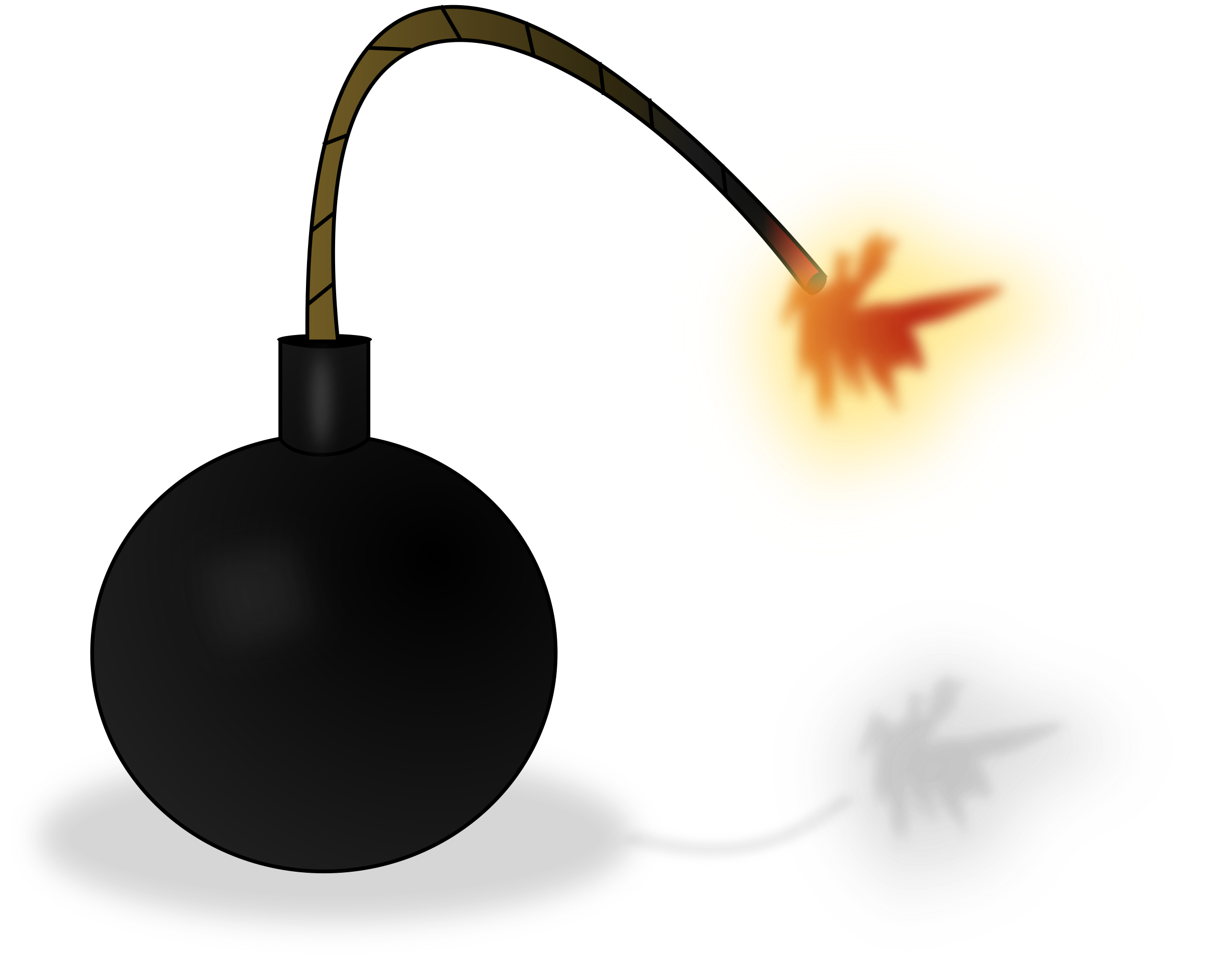 Explosion clipart grenade explosion. Bomb png