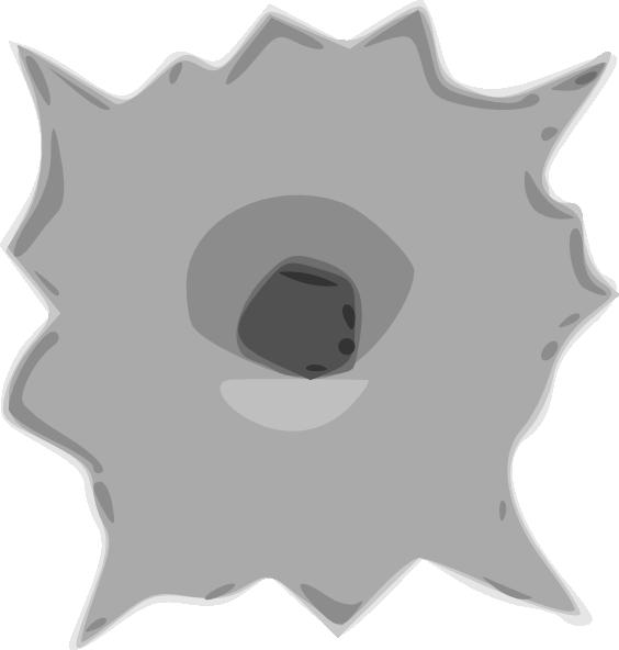 Bullet hole clip art. Clipart explosion gunshot