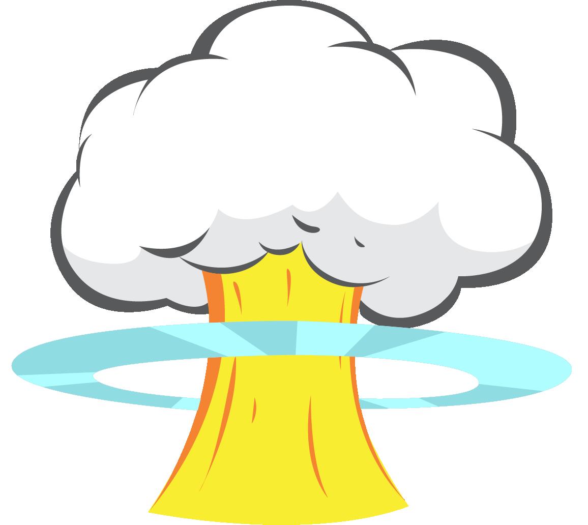 Clipart explosion head explosion. Vector building euclidean cloud
