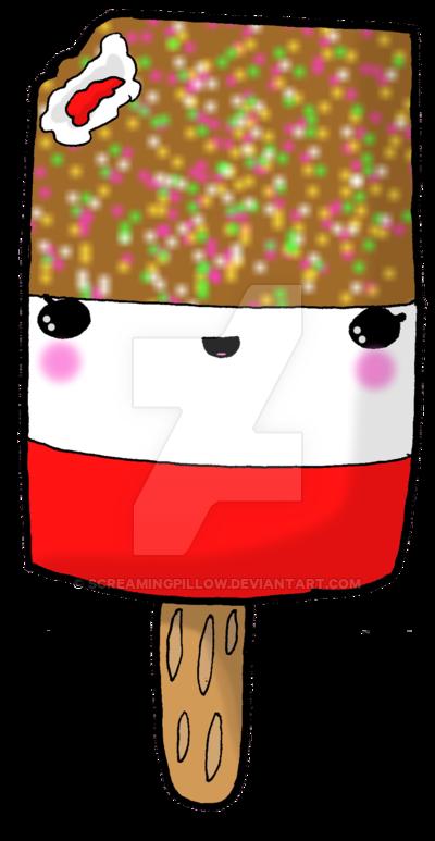 Kawaii fab lolly by. Clipart explosion ice